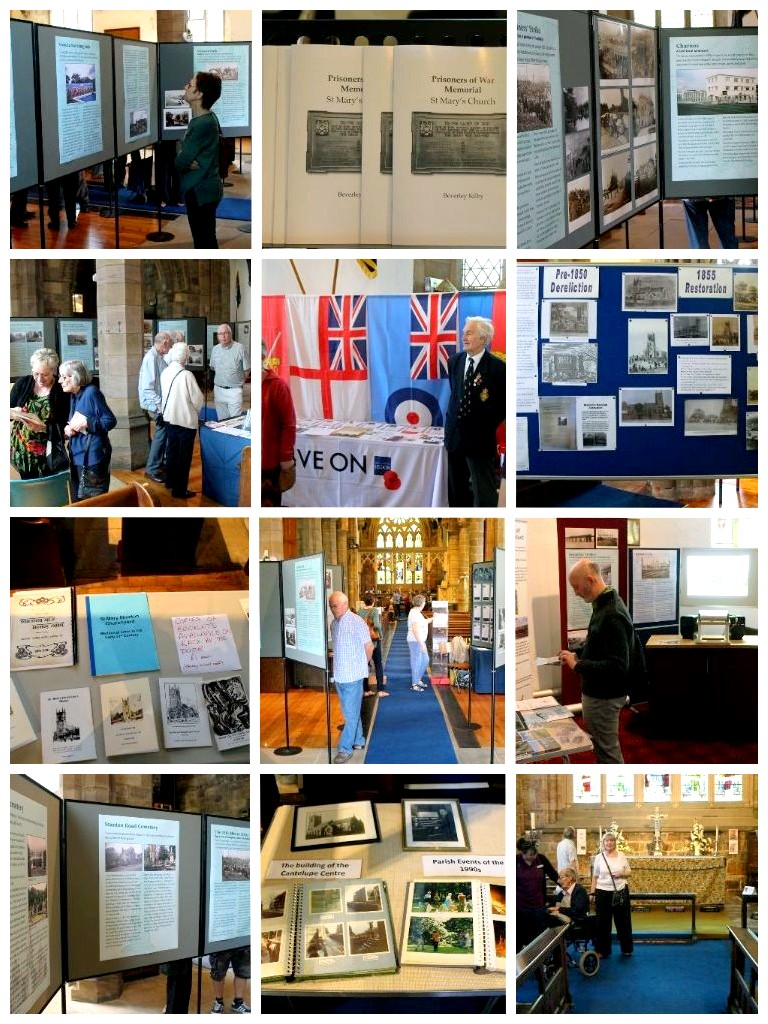 Aspects of Ilkeston Exhibition